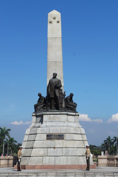 rizal as a mason The masonic concept of liberty  the newly-made mason quickly assimilates the admonitions of the  josé marti in cuba, josé rizal in the philippines,.