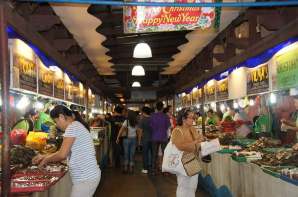 Dampa Seafood Market