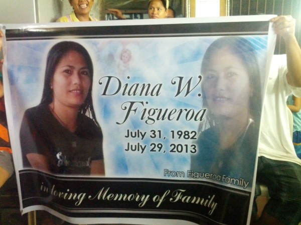 Diana passed away 2 days before her 31st birthday