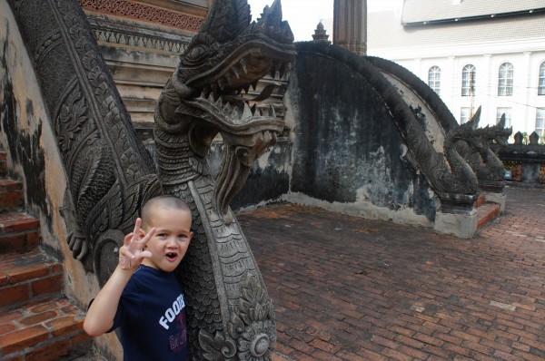 Laos - April 2014