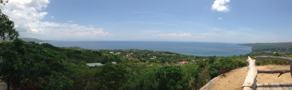 View of Siquijor