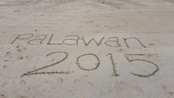 Palawan 2015 was nice and we are so glad that we were able to be with friends.