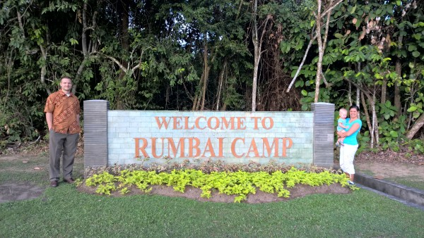 We got to visit and stay at CR Rumbai Camp