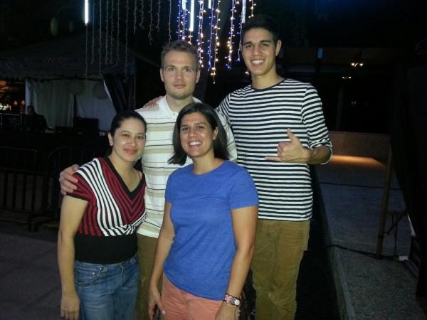 Ayala Triangle Light Show