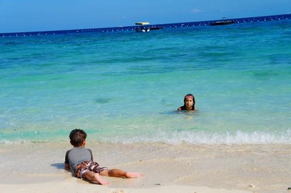 Mactan Island Beach (Cebu, Shangri-La)