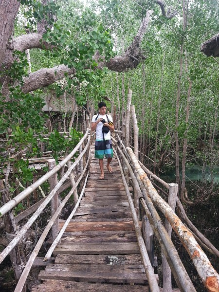 Exploring a Tree House Lodge on Siquijor...it was the Ultimate Tree House