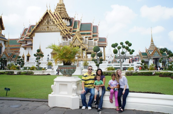 Grand Palace is remarkable...Strict dress code:  must wear long pants, shirts with sleeves, no flip flops