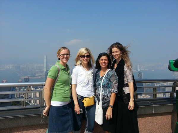 Now that we have been spiritually uplifted and had a fun girls weekend, we are ready to go back to our families!