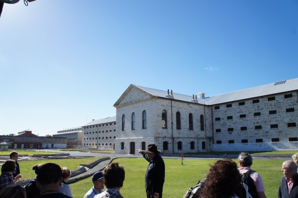 Day 7 we toured the Fremantle Prison that was in operation until 1991.