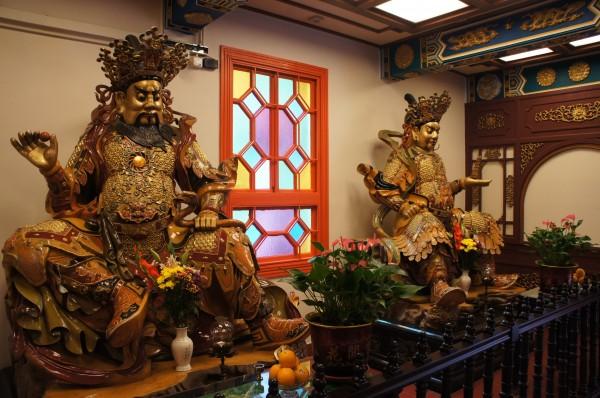 Guardians of Buddha