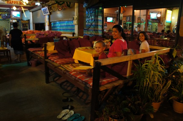All the food that we ate in Laos was DELICIOUS!