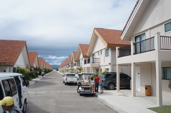 Cagayan Holiday & Leisure Resort has a bunch of homes (5 bedrooms & private pool) to rent out, a casino & private airstrip...mostly caters to Chinese clients