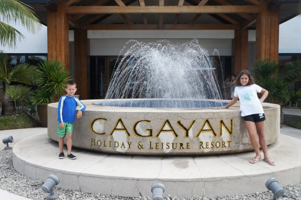 We said our good-byes to Mavis and continued driving north to reach Cagayan Resort. This is the place that Survivor 2012 was located