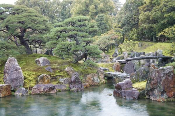 Tenryu-ji Temple is so peachful