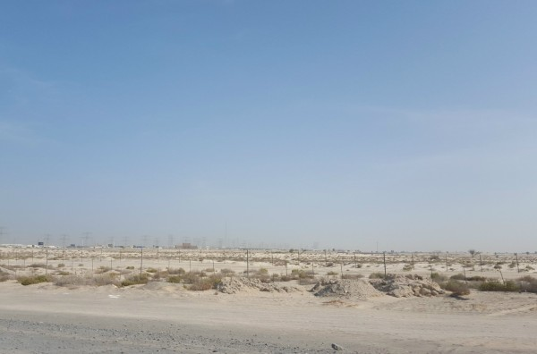 Most of the ride from Abu Dhabi to Dubai looked like this...a lot of nothing but sand. After living in a concrete jungle for three years, I think this view is beautiful.