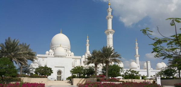 First place to visit was the Grand Mosque.
