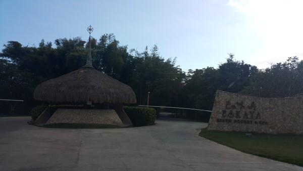 Eskaya Resort is on Panglao island of Bohol.